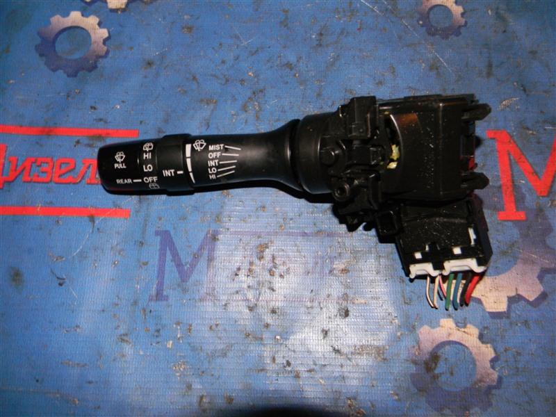Переключатель стеклоочистителя Nissan X-Trail NT31 MR20DE 2007