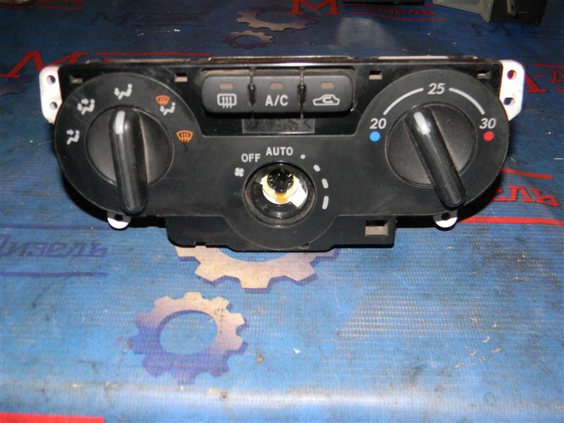 Блок управления климат-контролем Subaru Impreza GGA EJ20 2001