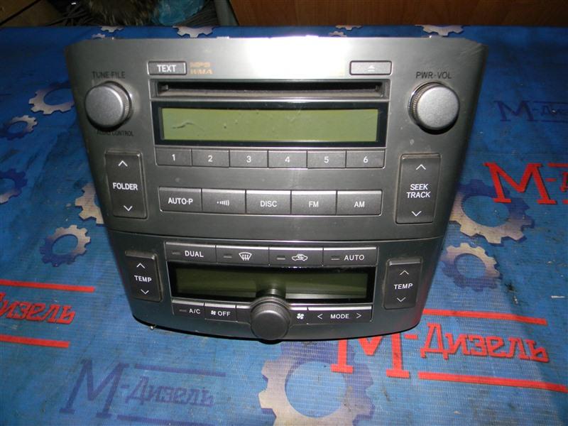 Блок управления климат-контролем Toyota Avensis AZT250 1AZ-FSE 2005