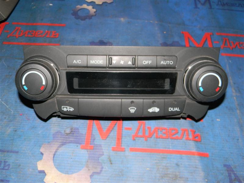 Блок управления климат-контролем Honda Cr-V RE4 K24A 2007