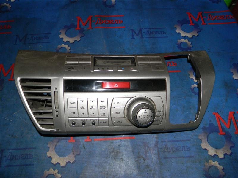 Блок управления климат-контролем Honda Edix BE3 K20A 2004