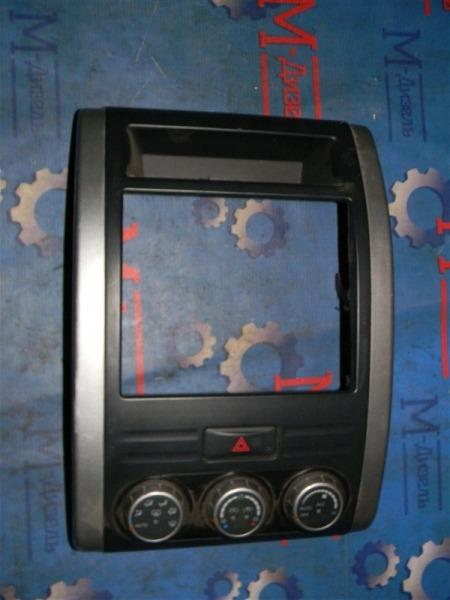 Блок управления климат-контролем Nissan X-Trail NT31 MR20DE 2007
