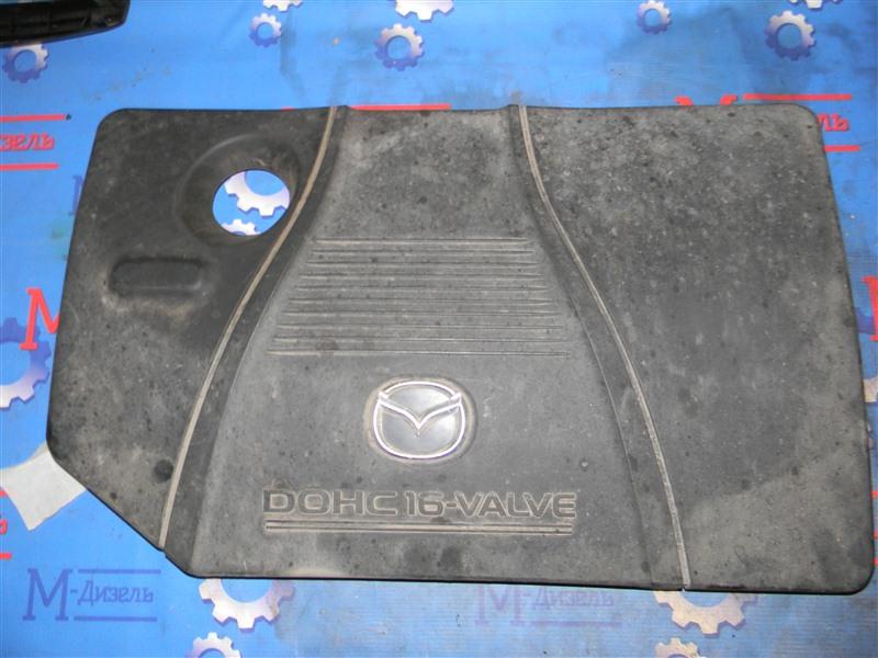 Крышка на двигатель декоративная Mazda Axela BL5FP LF 2006