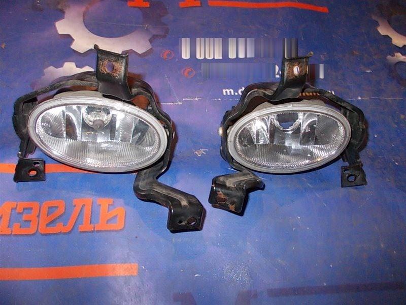 Фара противотуманная Honda Cr-V RE4 K24A 2008 передняя правая