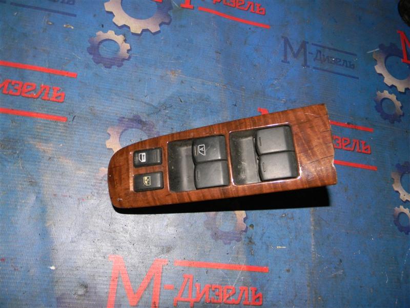 Блок управления стеклоподъемниками Nissan Serena С25 MR20DE 2009