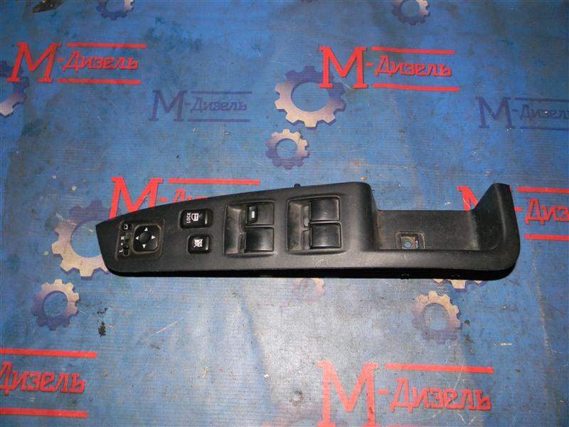Блок управления стеклоподъемниками Mitsubishi Outlander Xl CW6W 6B31 2008