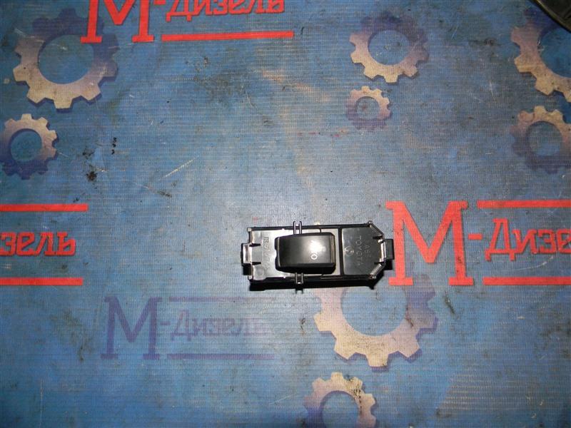 Кнопка стеклоподъемника Toyota Caldina ZZT241W 1ZZ-FE 2004 передняя левая