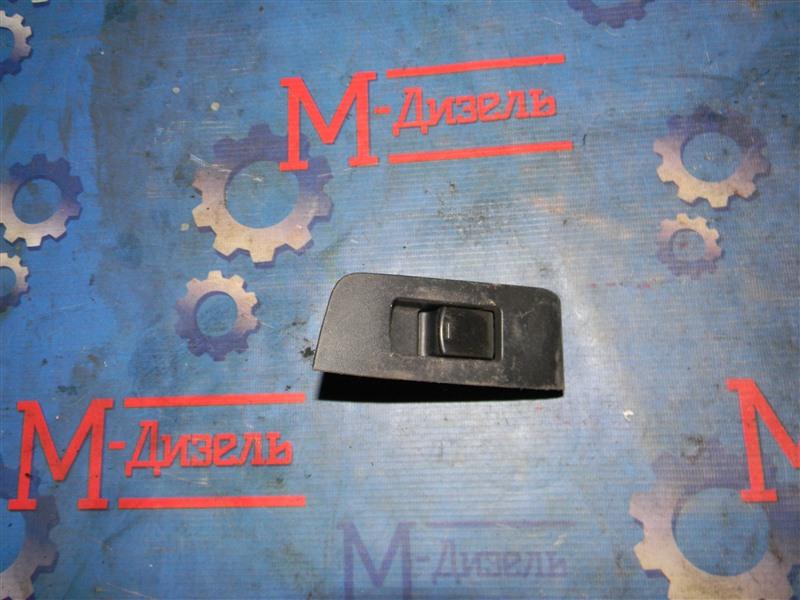 Кнопка стеклоподъемника Nissan X-Trail NT31 MR20DE 2007 задняя левая