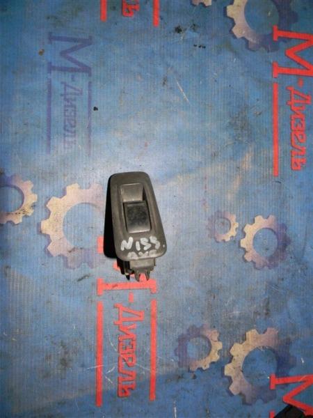 Кнопка стеклоподъемника Nissan Avenir PNW11 SR20-DE передняя левая