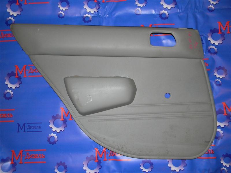 Обшивка двери Toyota Corolla AE110 5A-FE 1998 задняя левая