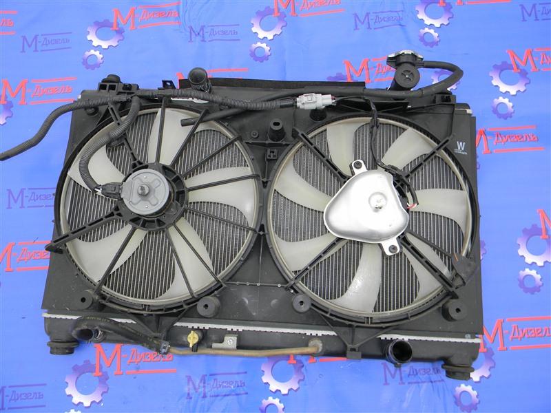 Диффузор радиатора Toyota Camry ACV40 2AZ-FE 2008