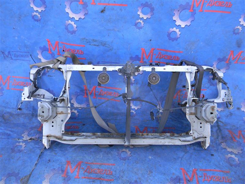 Рамка радиатора Toyota Corolla Fielder ZRE144G 2ZR-FE 2007