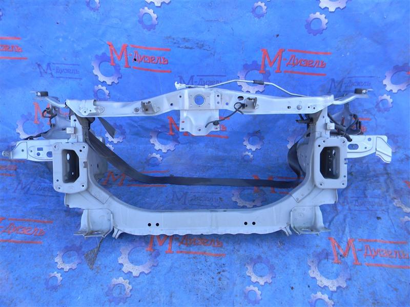 Рамка радиатора Mitsubishi Lancer X CY4A 4B11 2007