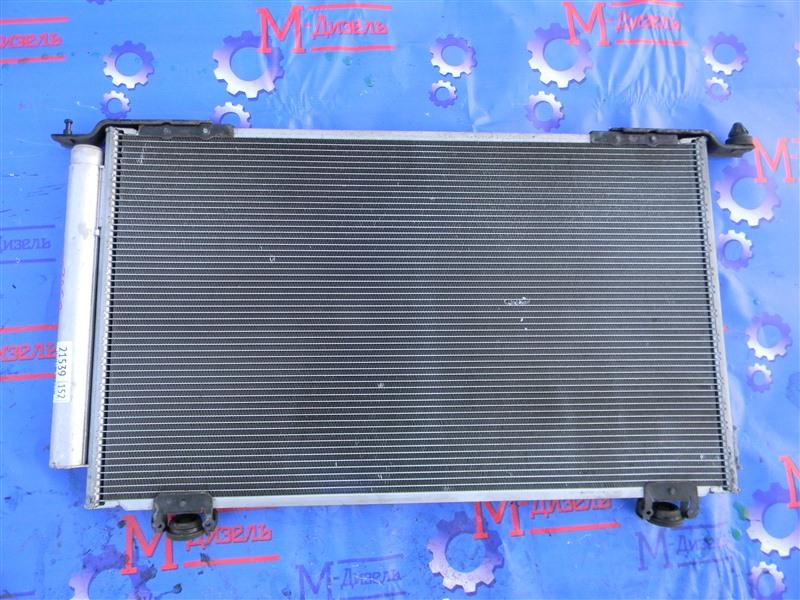 Радиатор кондиционера Toyota Avensis AZT250 1AZ-FSE 2008