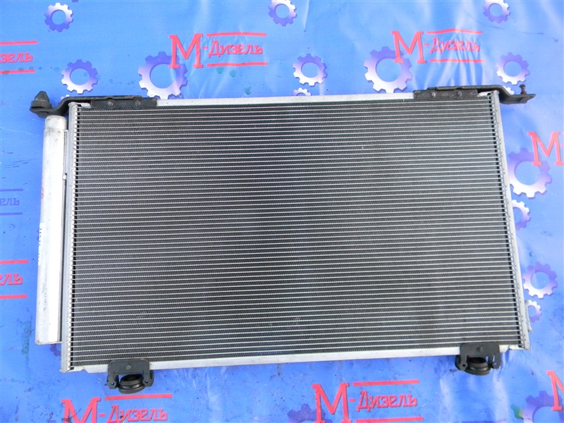 Радиатор кондиционера Toyota Avensis AZT250 1AZ-FSE 2007