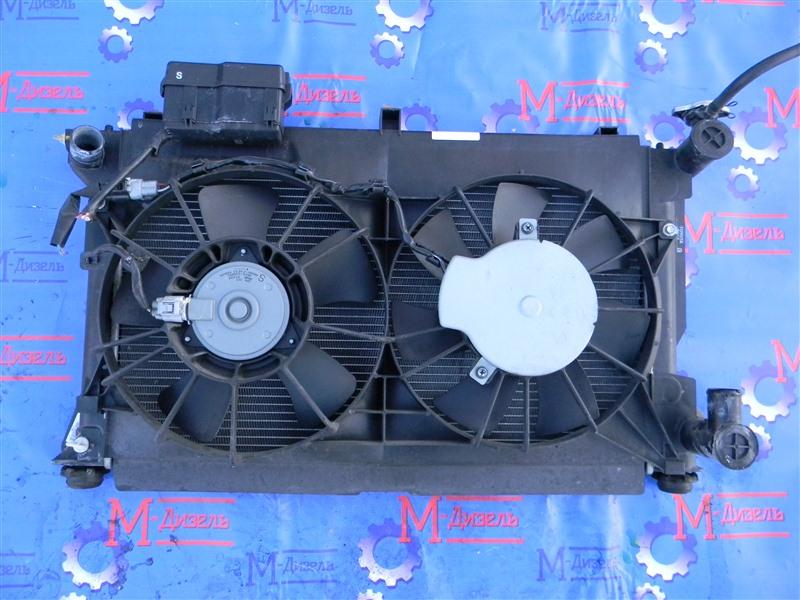 Радиатор двигателя Toyota Avensis AZT250 1AZ-FSE 2007