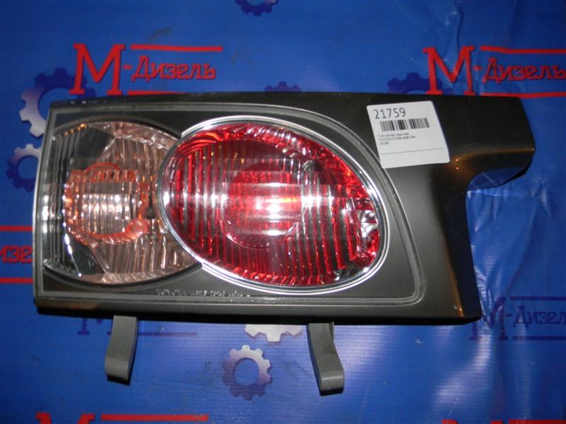 Стоп-сигнал Toyota Estima AHR10W 2AZFXE 2001 задний правый