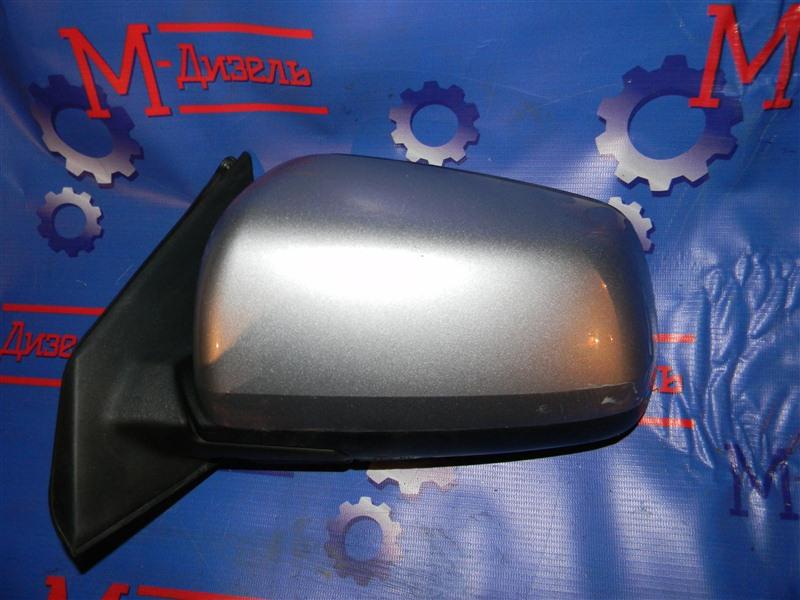 Зеркало боковое Mitsubishi Lancer X CY4A 4B11 2007 переднее левое