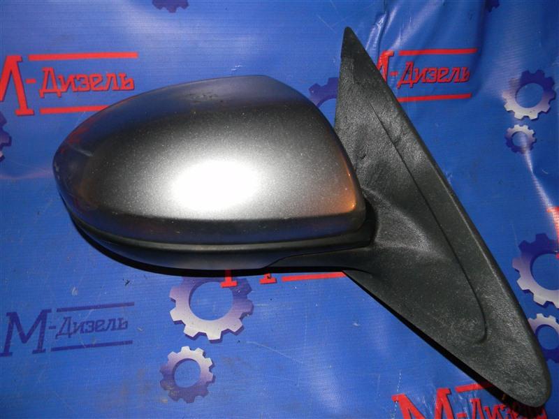 Зеркало боковое Mazda Mazda 3 BL5 Z6 2009 переднее правое