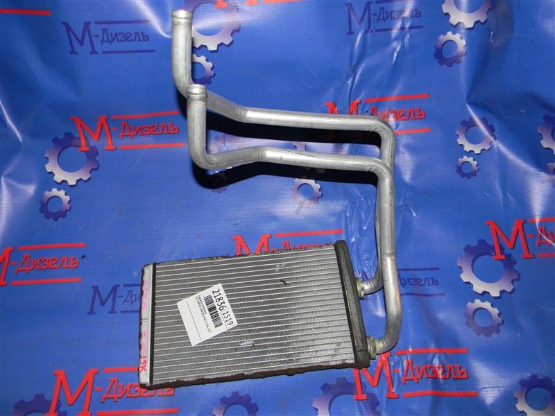 Радиатор отопителя Mitsubishi Lancer X CY4A 4B11 2007