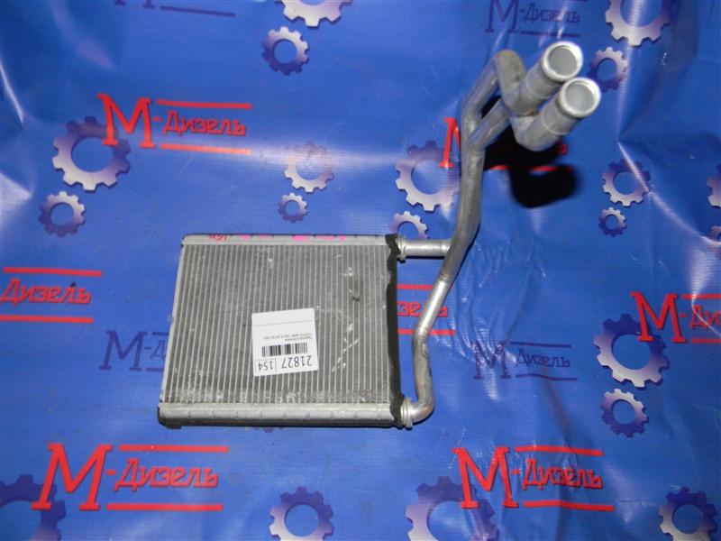 Радиатор отопителя Toyota Camry ACV40 2AZ-FE 2006