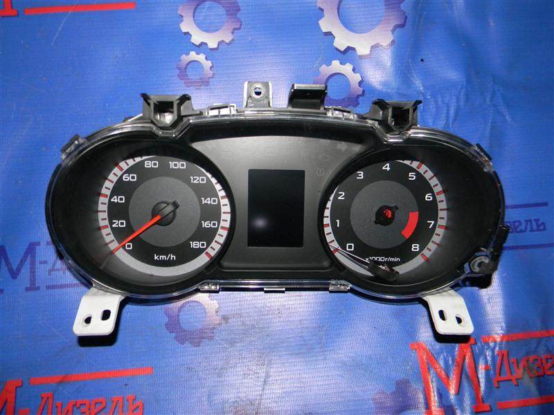 Панель приборов Mitsubishi Lancer X CY4A 4B11 2007