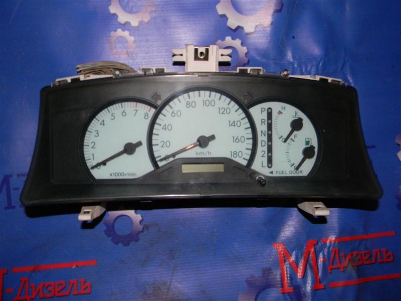 Панель приборов Toyota Corolla Fielder NZE121 1NZ-FE 2000
