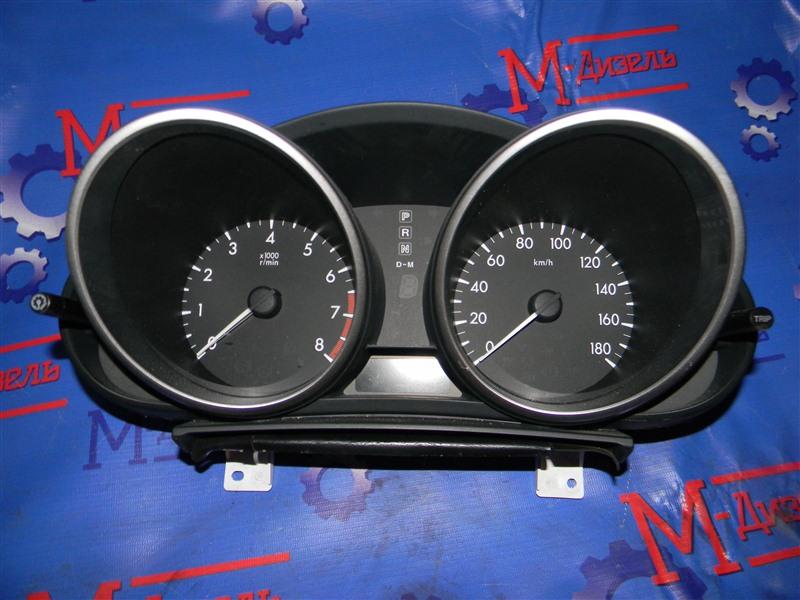 Панель приборов Mazda Axela BL5FP ZY 2009