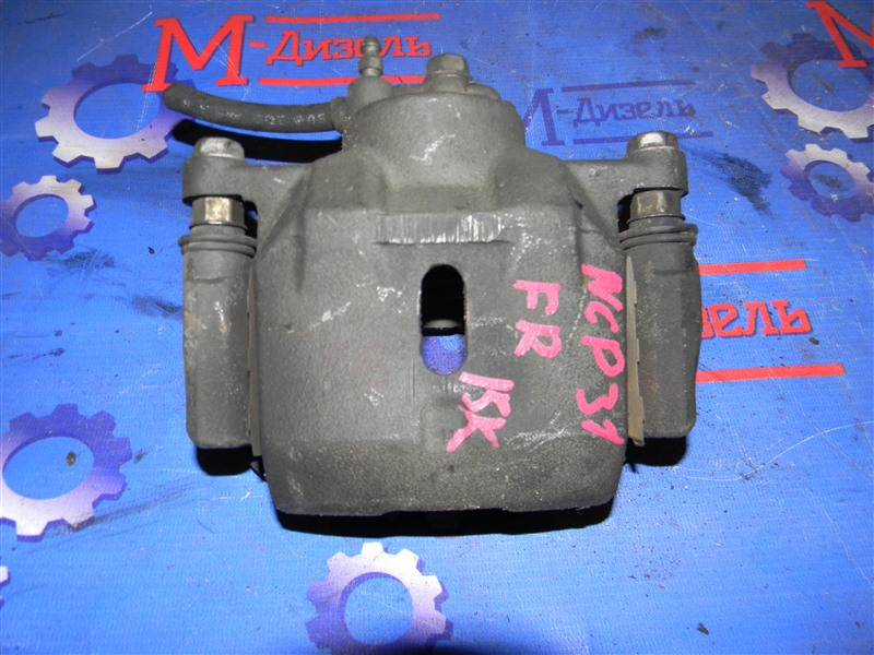 Суппорт Toyota Bb NCP31 1NZ-FE 2003 передний правый