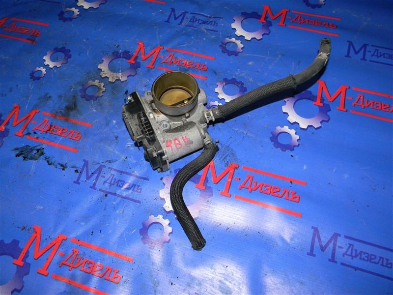 Заслонка дроссельная Mitsubishi Lancer X CY4A 4B11 2007