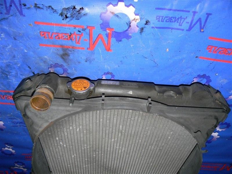 Радиатор двигателя Isuzu Elf NKR71E 4HG1 2001