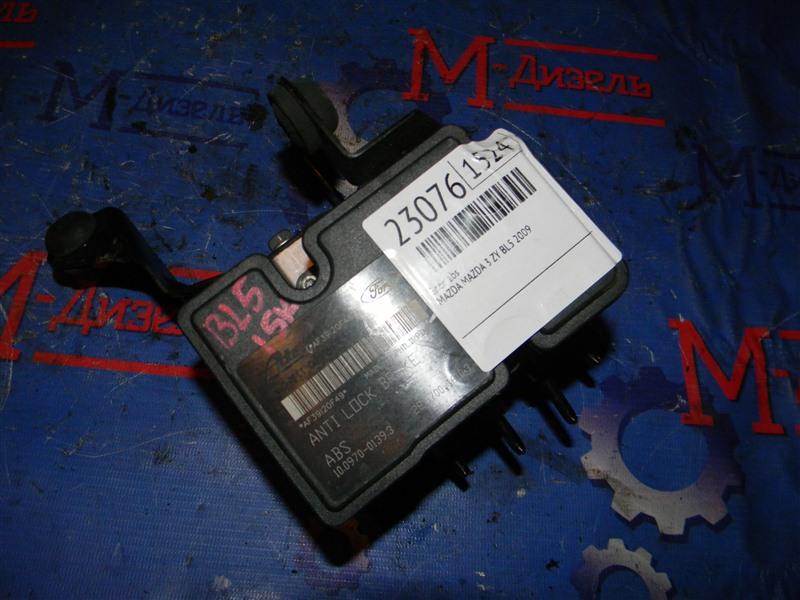 Блок abs Mazda Axela BL5FP ZY-VE 2009
