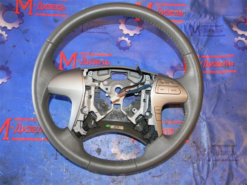 Руль Toyota Camry ACV40 2AZ-FE 2008