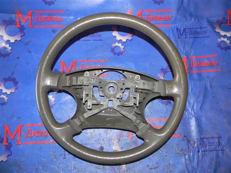 Руль Toyota Corolla Fielder NZE124 1NZ-FE 2004