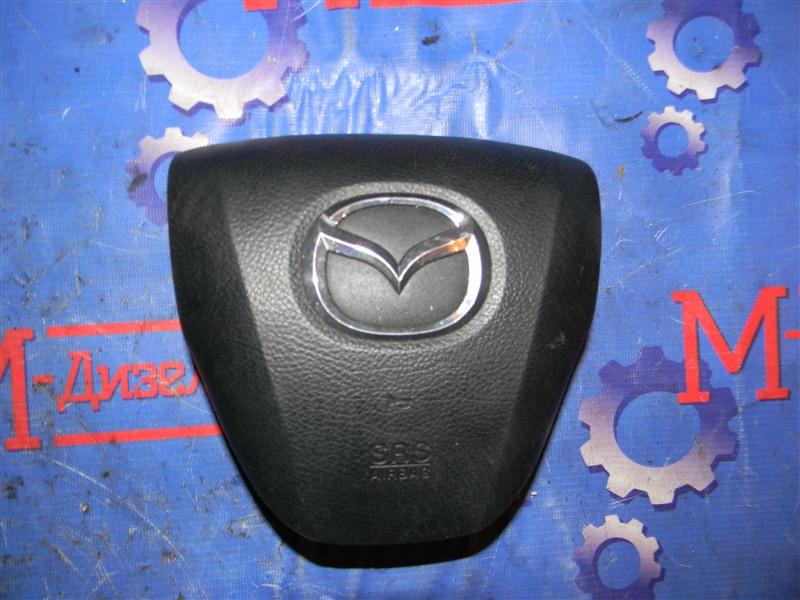 Аирбаг на руль Mazda Axela BL5FP ZY-VE 2009