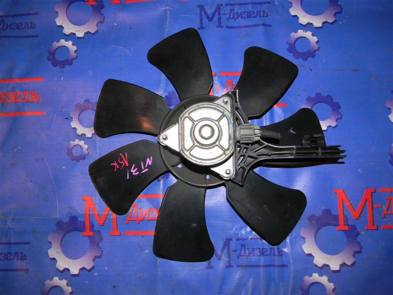 Вентилятор радиатора двигателя Nissan X-Trail NT31 MR20DE 2007