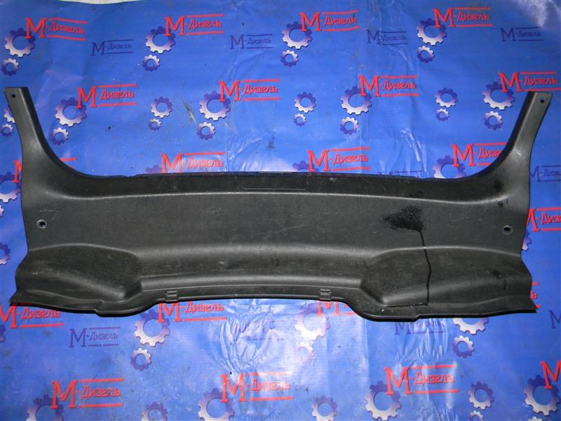 Накладка багажника Mazda Axela BL5FP ZY-VE 2009