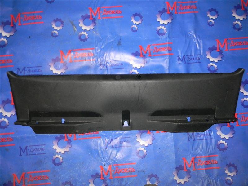 Накладка багажника Mitsubishi Lancer X CY4A 4B11 2007
