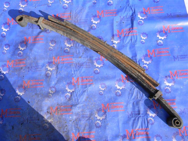 Рессора Isuzu Elf NKR71E 4HG1 2001 задняя левая