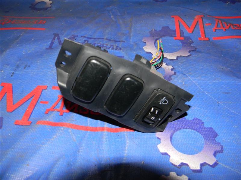 Кнопки в салон Mitsubishi Lancer X CY4A 4B11 2007