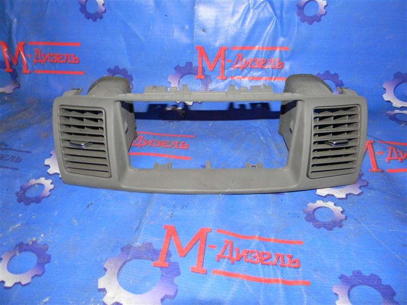 Рамка магнитофона Toyota Corolla Fielder NZE124 1NZ-FE 2004