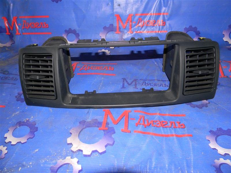 Рамка магнитофона Toyota Corolla Fielder NZE121 1NZ-FE 2005