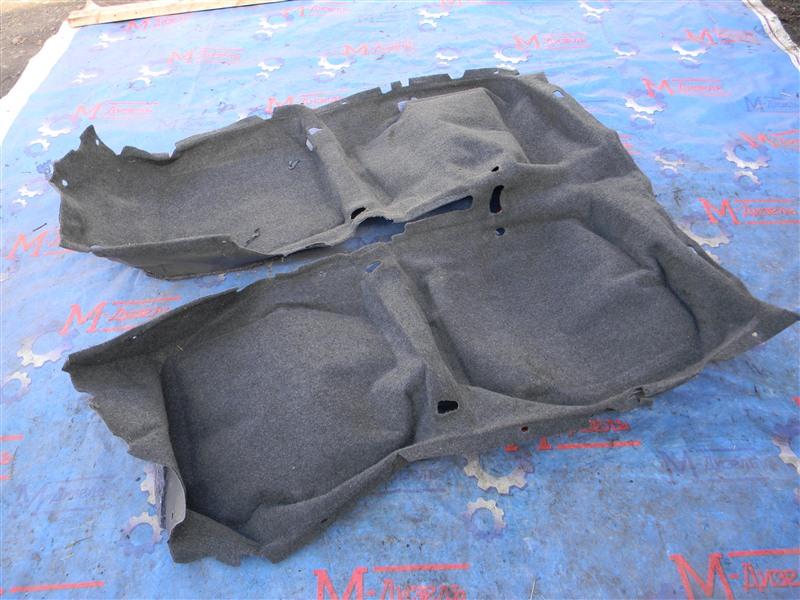 Обшивка пола Toyota Corolla AE110 5A-FE 1997