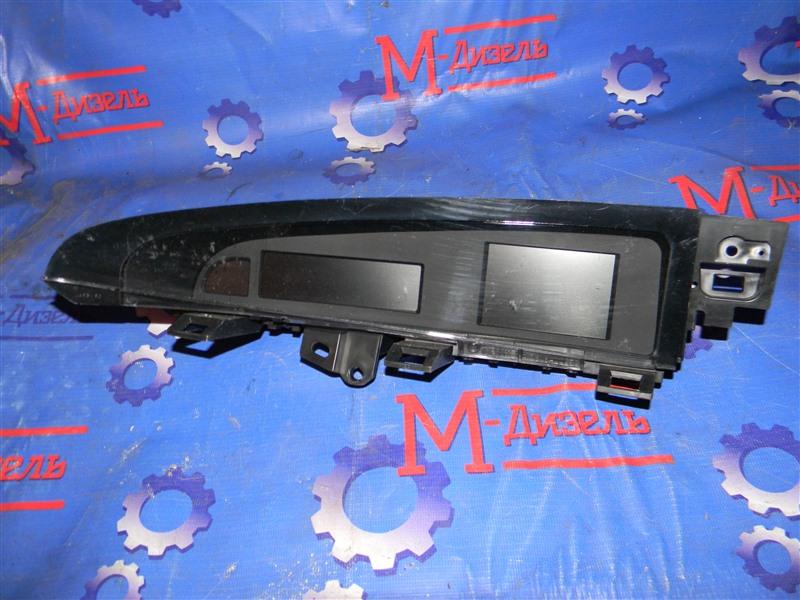 Панель приборов Mazda Axela BL5FP ZY-VE 2009