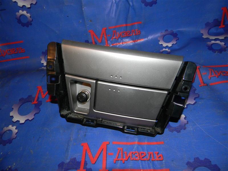 Прикуриватель Toyota Camry ACV40 2AZ-FE 2008