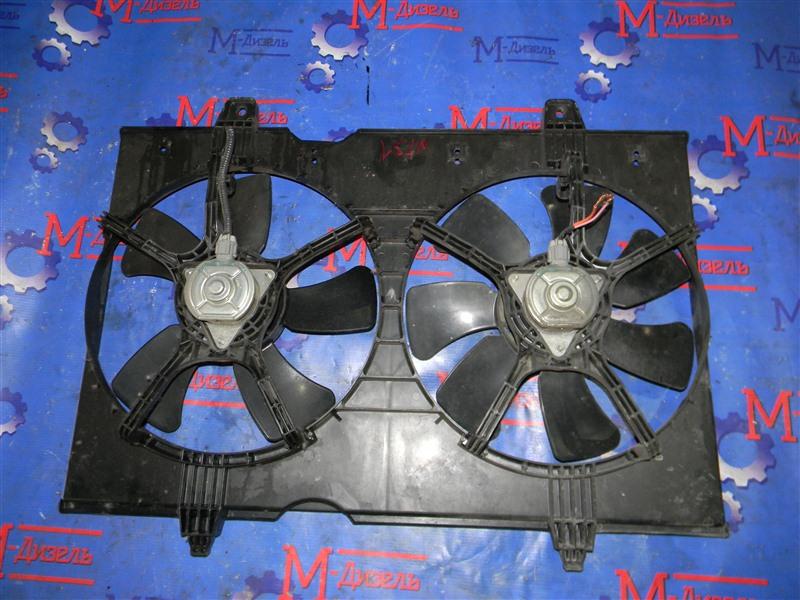 Диффузор радиатора Nissan X-Trail NT31 MR20DE 2007