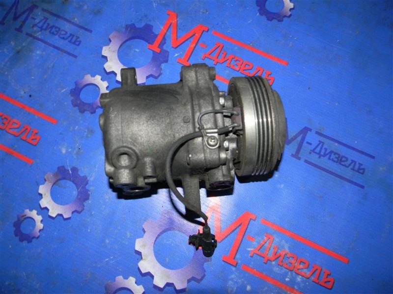Компрессор кондиционера Suzuki Alto HA25V K6A