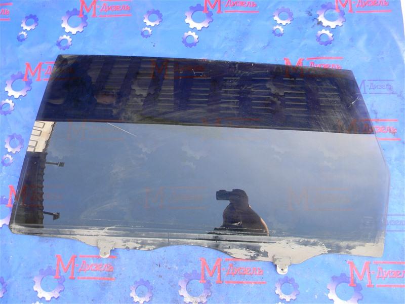 Стекло боковое Toyota Ipsum ACM21W 2AZ-FE 2004 заднее левое