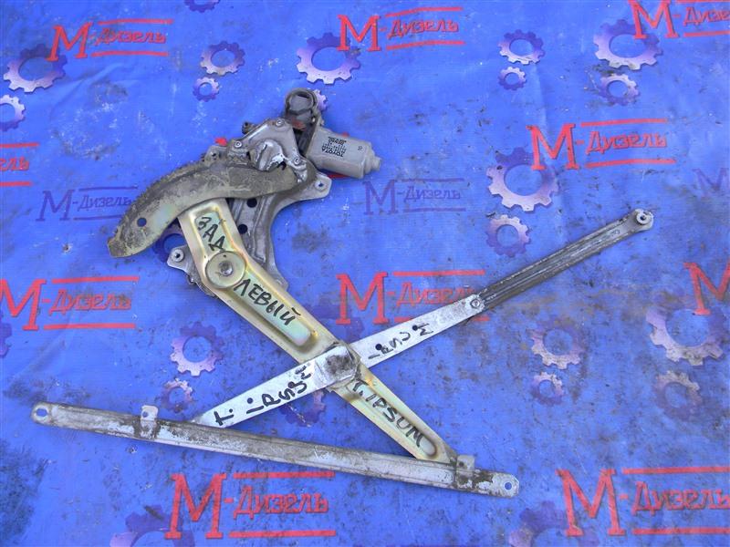 Стеклоподъемник Toyota Ipsum ACM21W 2AZ-FE 2004 задний левый
