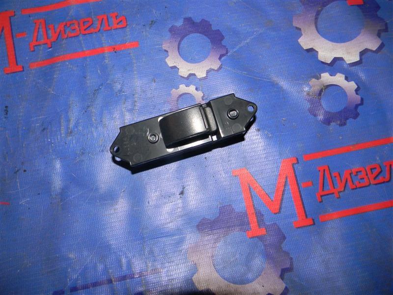 Кнопка стеклоподъемника Mitsubishi Lancer X CY4A 4B11 2007 задняя левая